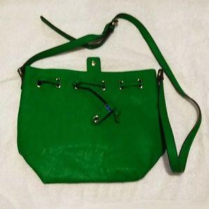 😍😍😍 Cute Green Charming Charlie Mini Satchel